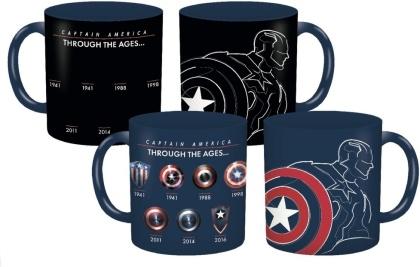 Marvel: Captain Americas Shield - Mug Boxed