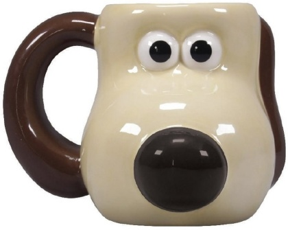 Wallace and Gromit: Gromit - Shaped Mini Mug