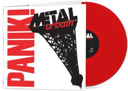 Metal Urbain - Panik (Cleopatra, Red Vinyl, LP)