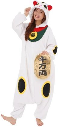 Kigurumi - Maneki Neko Winkekatze