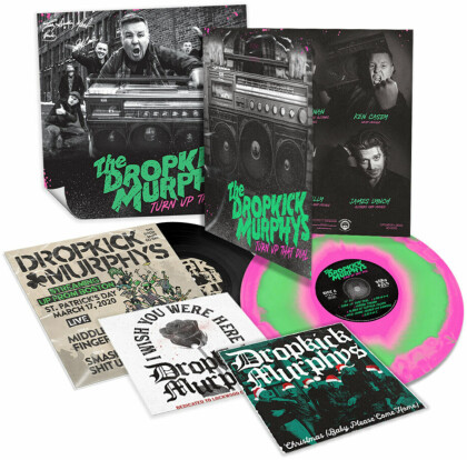 "Dropkick Murphys - Turn Up That Dial (Limited, LP + 7"" Single)"