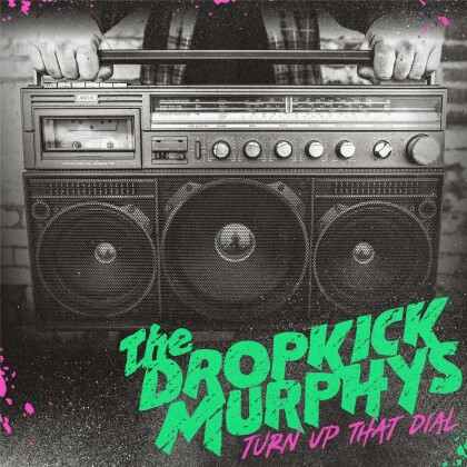 Dropkick Murphys - Turn Up That Dial (Limited, Gold Vinyl, LP)
