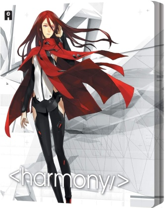 Project Itoh - Harmony (2015) (Steelbook, Blu-ray + DVD)