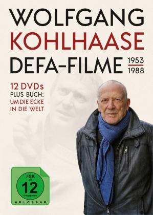 Wolfgang Kohlhaase - DEFA-Filme (Limited Edition, 12 DVDs + Buch)