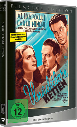 Unsichtbare Ketten (1942) (Filmclub Edition)