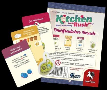 Kitchen Rush - Unerfreulicher Besuch ERWEITERUNG
