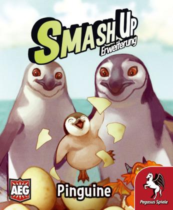 Smash Up - Pinguine ERWEITERUNG