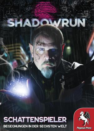 Shadowrun 6 - Schattenspieler Spielkarten-Set ERWEITERUNG
