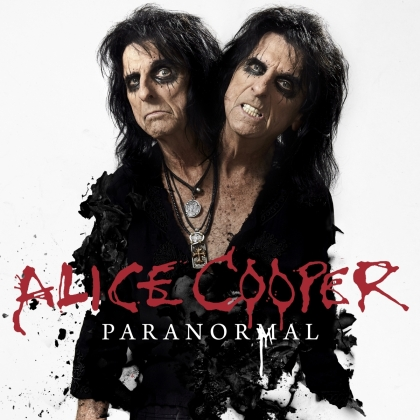 Alice Cooper - Paranormal (2021 Reissue, Ear Music, 2 LPs)