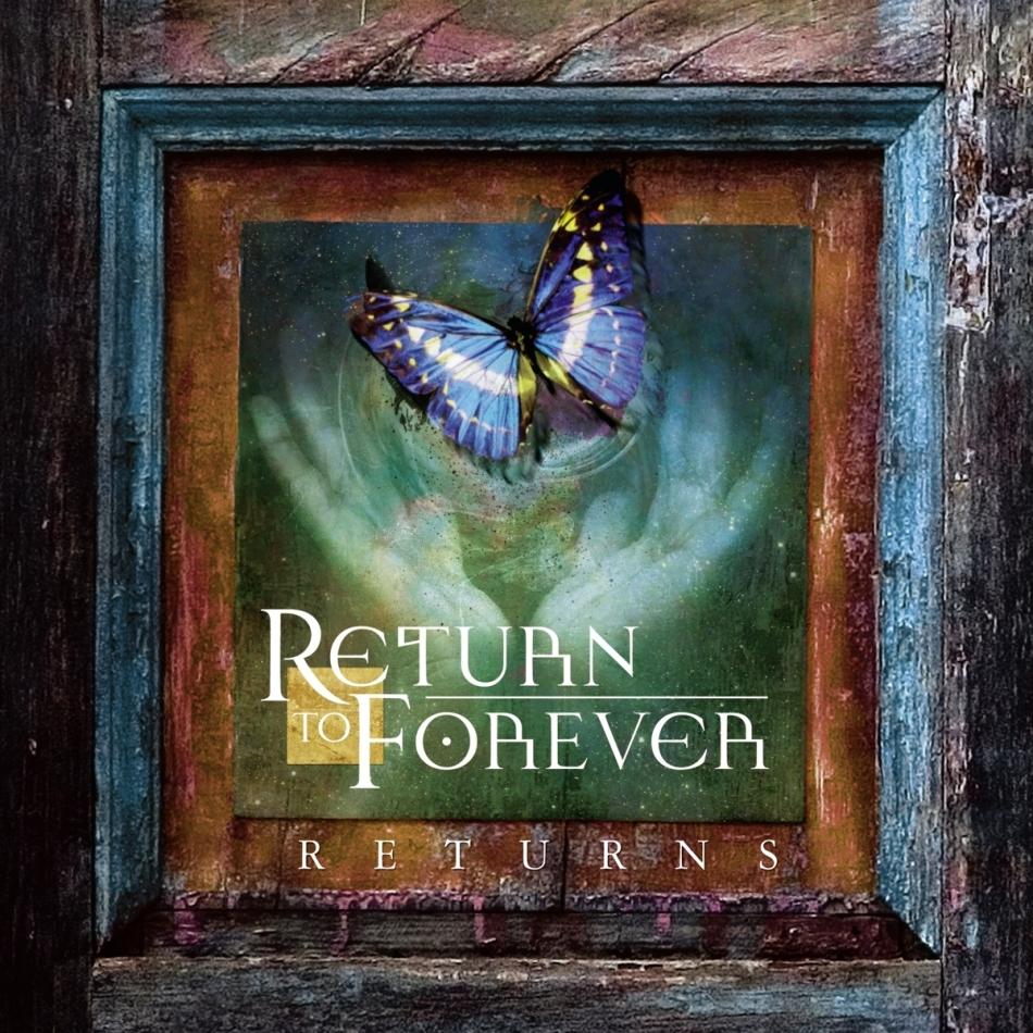 Return To Forever - Returns - Live (CD + Blu-ray)