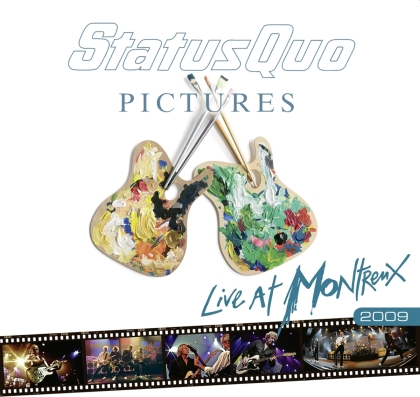 Status Quo - Pictures - Live At Montreux 2009 (CD + Blu-ray)