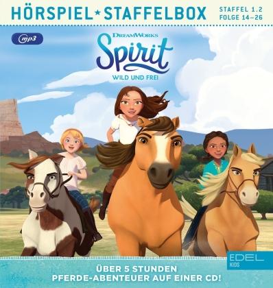 Spirit - Staffelbox (1.2)(14-26)
