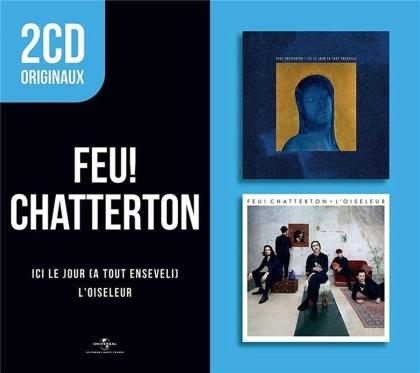 Feu! Chatterton - Ici Le Jour et L'Oiseleur (2021 Reissue, 2 CDs)