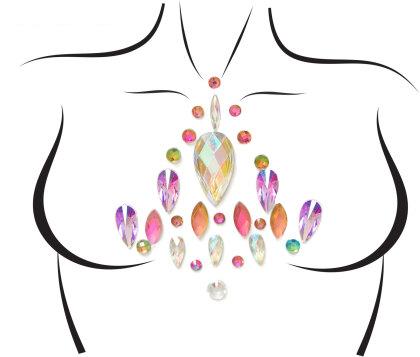 Nova Body Jewels Sticker