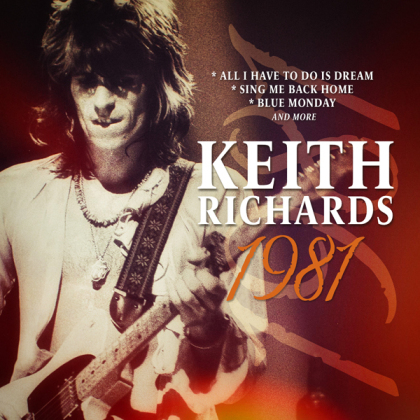 Keith Richards - 1981 / Fm Broadcast