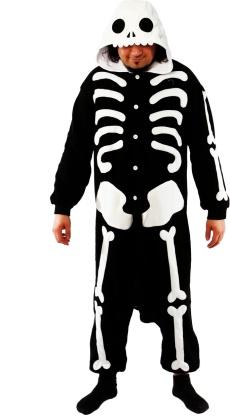 Kigurumi - Skelett