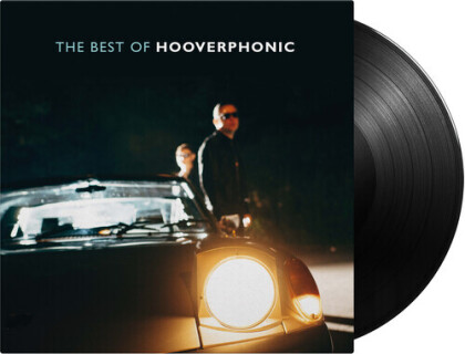 Hooverphonic - Best Of (Music On Vinyl, Black Vinyl, 2021 Reissue, LP)