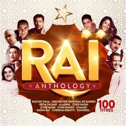 Rai Anthology (5 CDs)