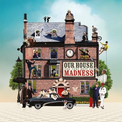 Madness - Our House - Best Of (2021 Reissue)