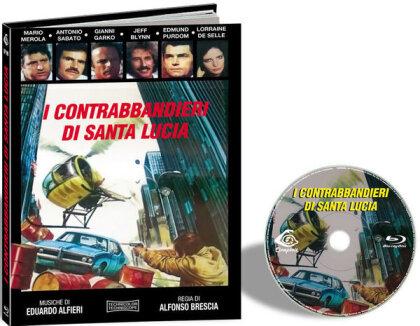 I Contrabbandieri di Santa Lucia - Der grosse Kampf des Syndikats (1979) (Cover A, Limited Edition, Mediabook)