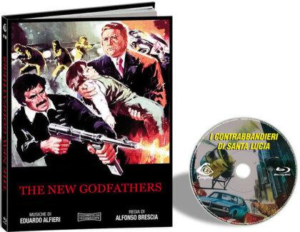 The New Godfathers - Der grosse Kampf des Syndikats (1979) (Cover D, Limited Edition, Mediabook)