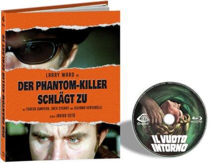 Der Phantom-Killer schlägt zu - Il vuoto intorno (1969) (Cover D, Limited Edition, Mediabook)