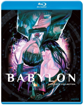 Babylon - Complete Collection (2019) (2 Blu-rays)