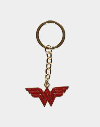 Warner - Wonder Woman - Metal Keychain