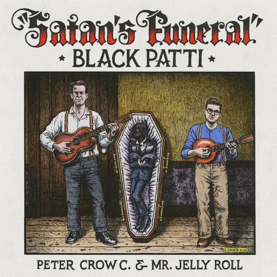 Black Patti - Satan's Funeral (2021 Reissue, Gatefold, LP)