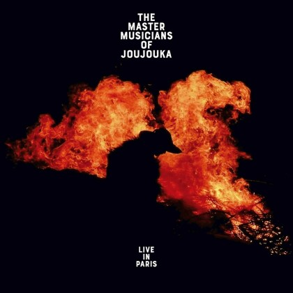 The Master Musicians Of Joujouka - Live In Paris (2 LPs)