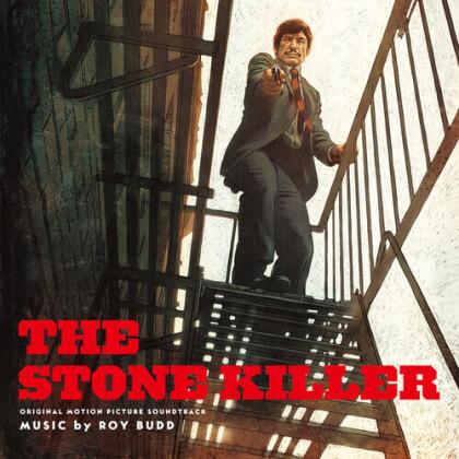 Roy Budd - Stone Killer - OST (2021 Reissue, Remastered, Red Vinyl, LP)