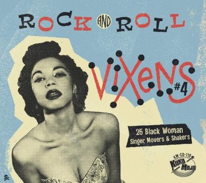 Rock And Roll Vixens Vol. 4
