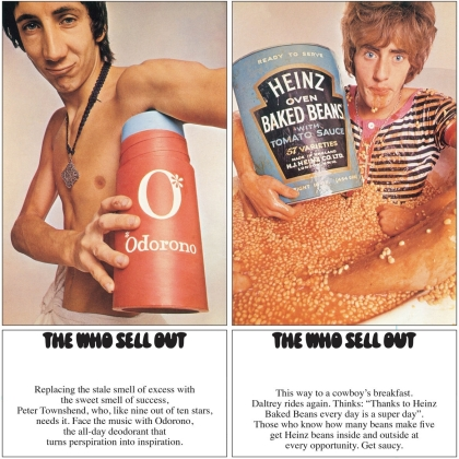 "The Who - Sell Out (Super Deluxe, Boxset, Limited Edition, 5 CDs + 2 7"" Singles)"