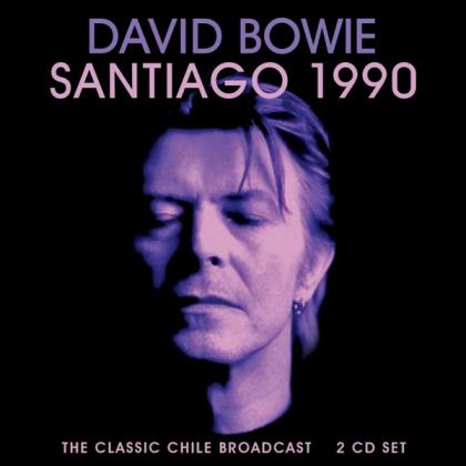 David Bowie - Santiago 1990 (2 CDs)