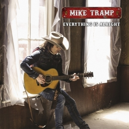 Mike Tramp (Ex-White Lion) - Everything Is Alright (LP)