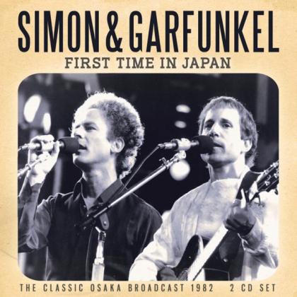 Simon & Garfunkel - First Time In Japan (2 CDs)