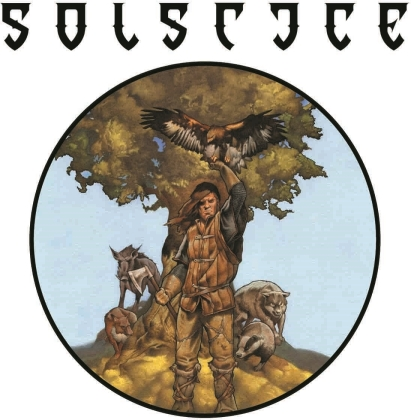 Solstice - Halcyon (2021 Reissue)