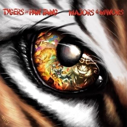 Tygers Of Pan Tang - Majors & Minors (LP)