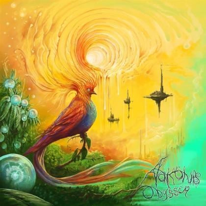 Vokonis - Odyssey (LP)