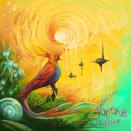 Vokonis - Odyssey (Purple Vinyl, LP)