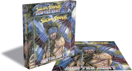 Suicidal Tendencies - Join The Army (500 Piece Jigsaw Puzzle)