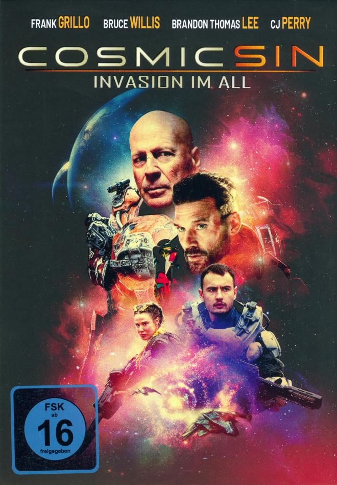 Cosmic Sin - Invasion im All (2021)