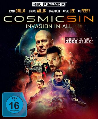 Cosmic Sin - Invasion im All (2021) (Limited Edition)