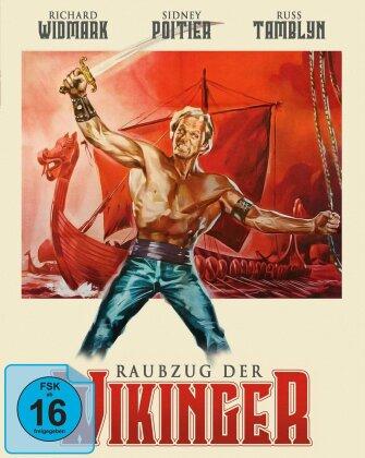 Raubzug der Wikinger (1964) (Mediabook, Blu-ray + DVD)