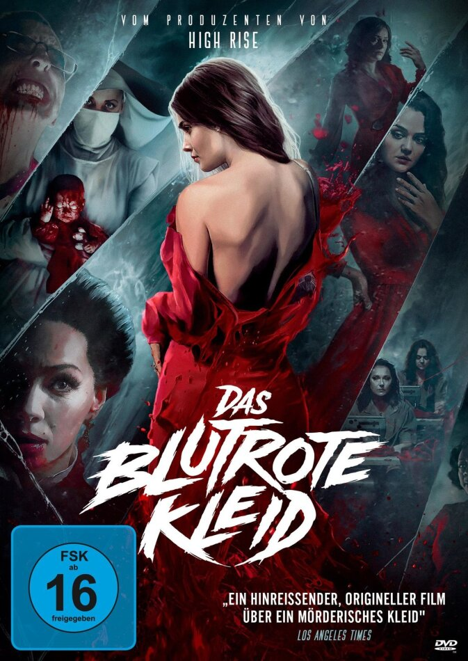 Das blutrote Kleid (2018)