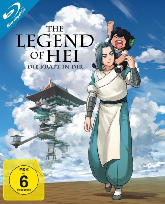 The Legend of Hei (2019) (Collector's Edition)