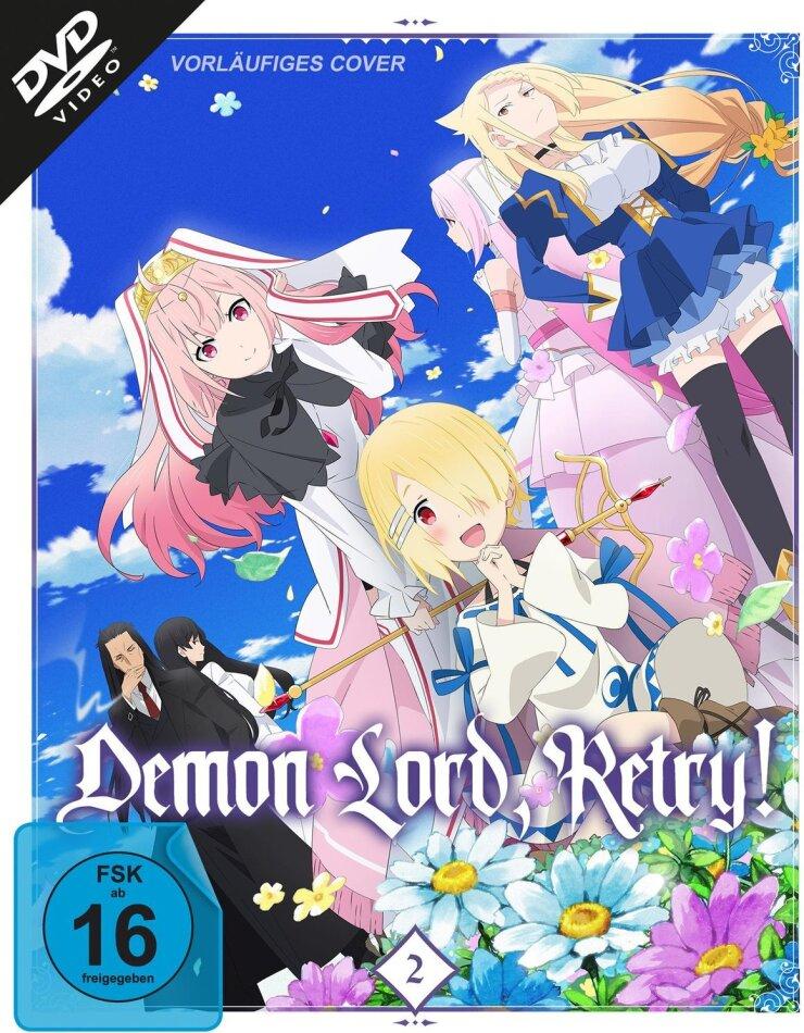 Demon Lord, Retry! - Vol. 2
