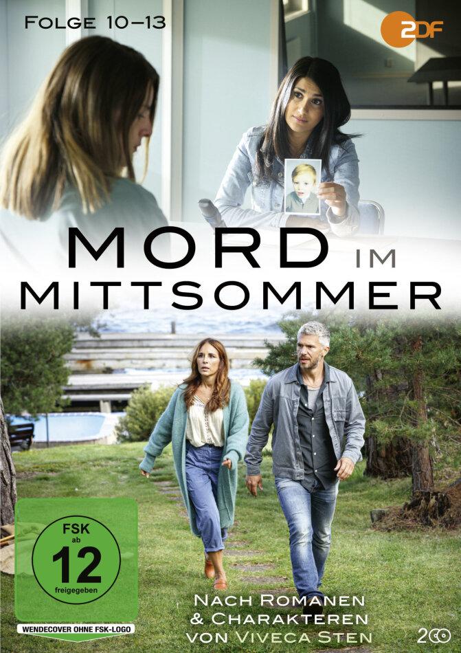 Mord im Mittsommer - Folgen 10-13 (2 DVDs)