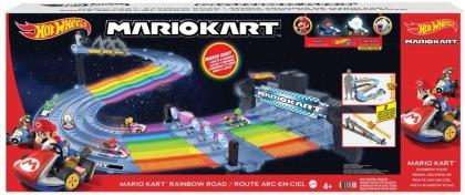 Hot Wheels - Mario Kart Rainbow Road Raceway