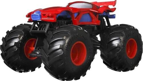 Hot Wheels - Hot Wheels Monster Truck 1:24 Marvel Spiderman